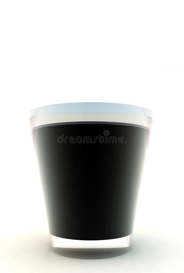 Download Drink stock illustration. Illustration of glassware, liquid - 3644009