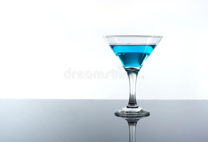Download Drink Alcohol In A Glass On The Table Stock Image - Image: 12190865