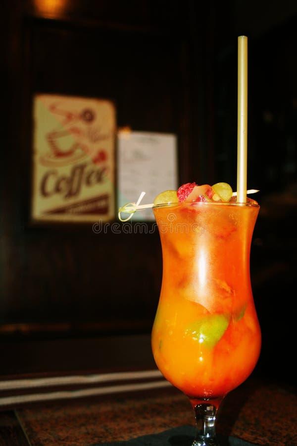 Drink av partiet royaltyfria bilder