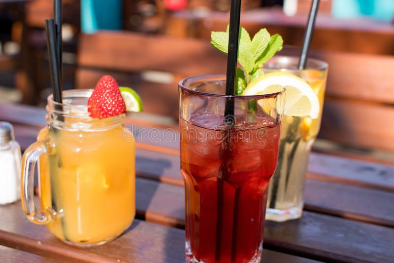 Drink, Cocktail, Juice, Non Alcoholic Beverage royalty free stock photos