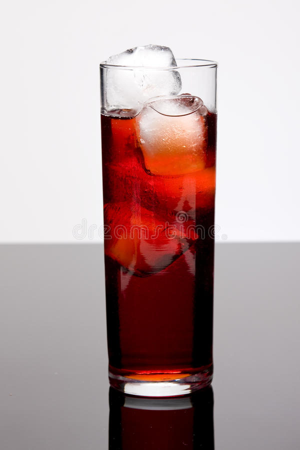 Drink colors stock image