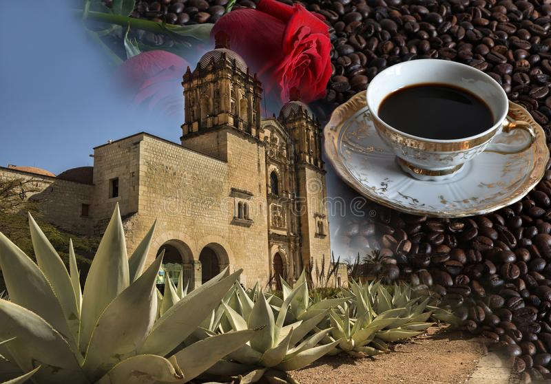 Drink And Food Mexico, Oaxaca Coffee Beans Stock Image - Image of  attraction, food: 168169413