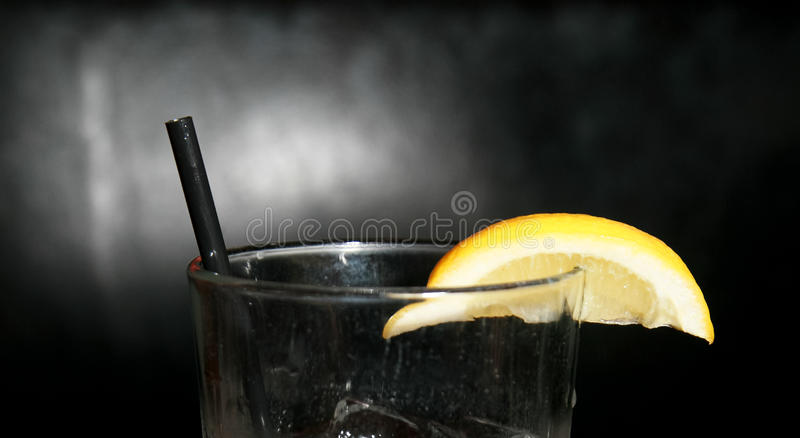 Drink with Lemon