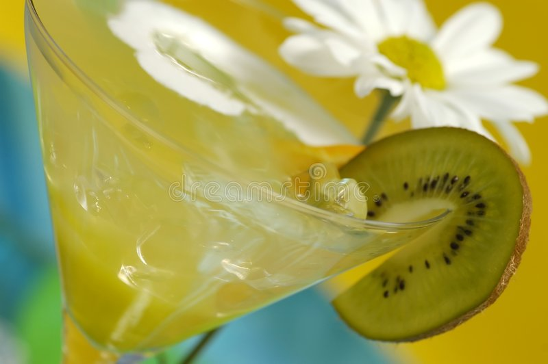 Drink Martini Arkivbild