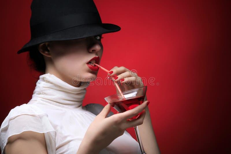 drinka obrazy royalty free