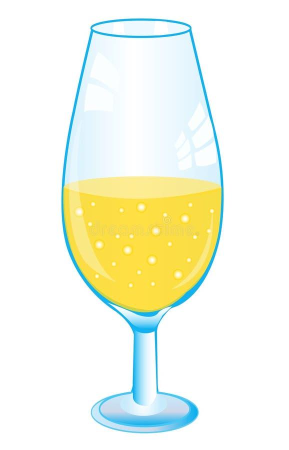 drinkbägare royaltyfri illustrationer
