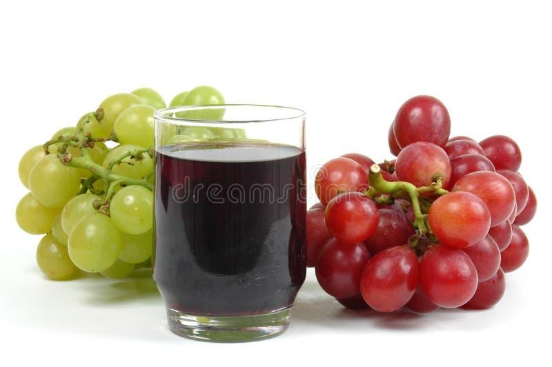 drinkdruva fotografering för bildbyråer