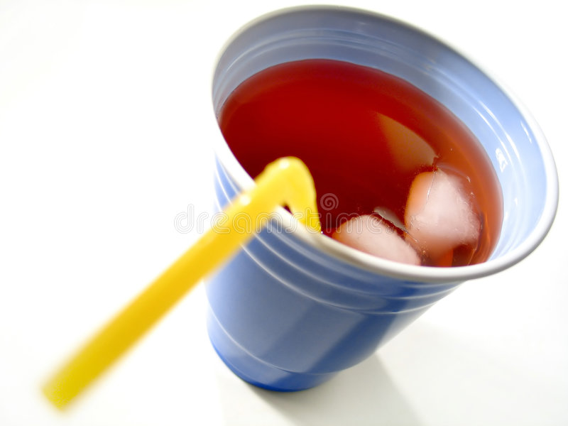 Drinkfrukt Arkivbild