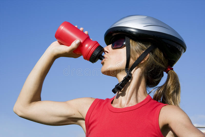 Download Drinking stock image. Image of exercise, hold, female - 11183661
