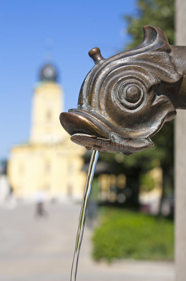 Download Drinking Fountain stock image. Image of architecture - 21417553