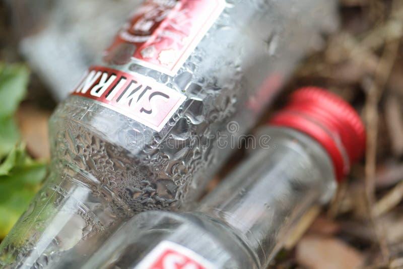 Drinking problem stock photo