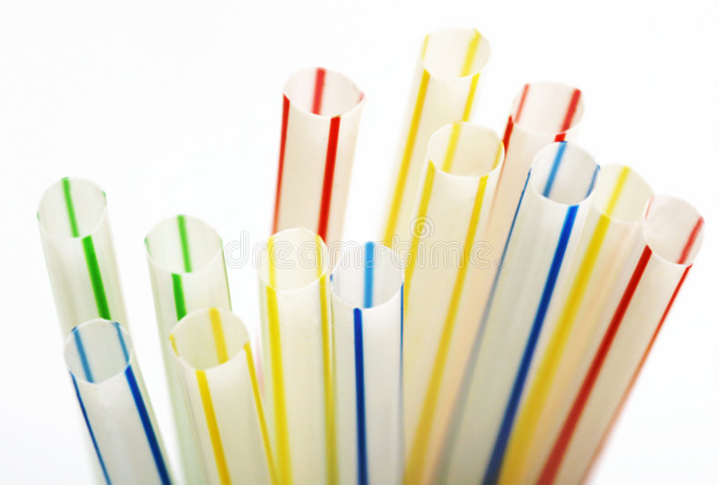 Download Drinking Straws stock image. Image of diagonal, background - 190965