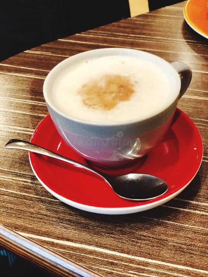 Hot chocolate milk royalty free stock photo