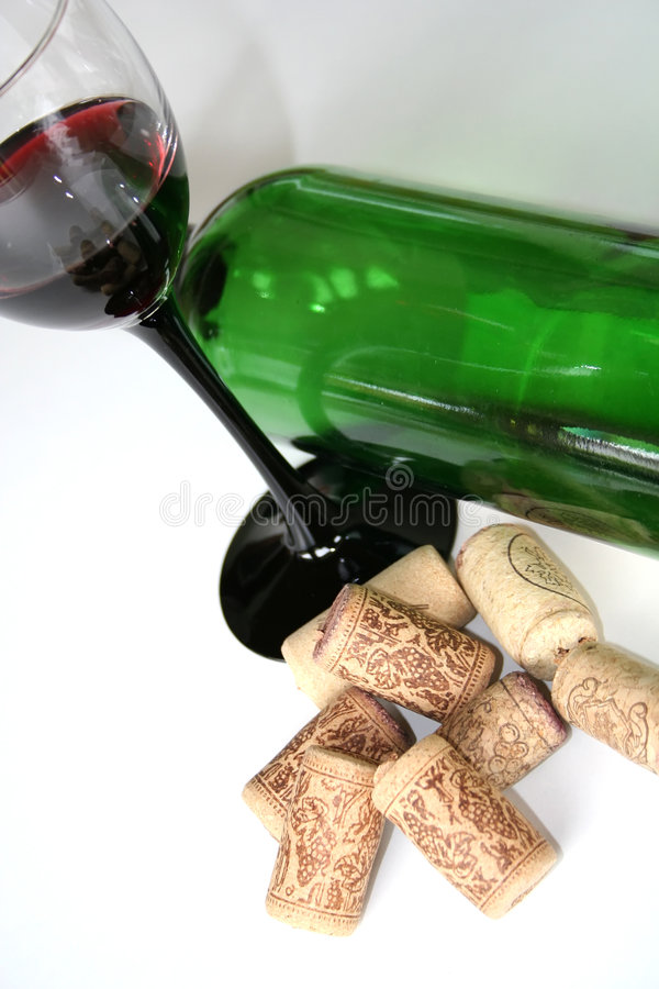 Drinking Wine Stock Photos