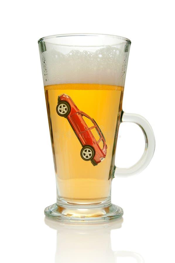 Drinkkörning royaltyfri fotografi