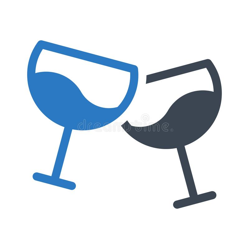 Drinks glyph color  icon. Drinks icon for website design and development, app development. Premium pack vector illustration
