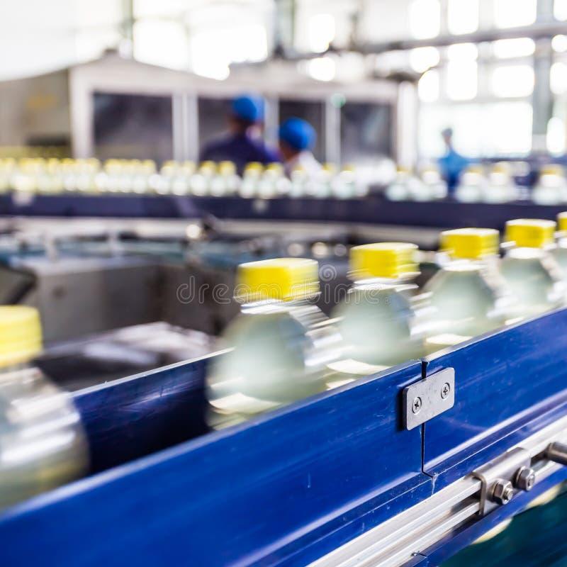 Drinkt productie-installatie in China stock foto's