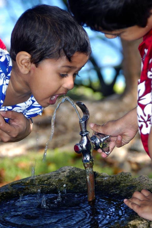 Drinkwater royalty-vrije stock afbeelding