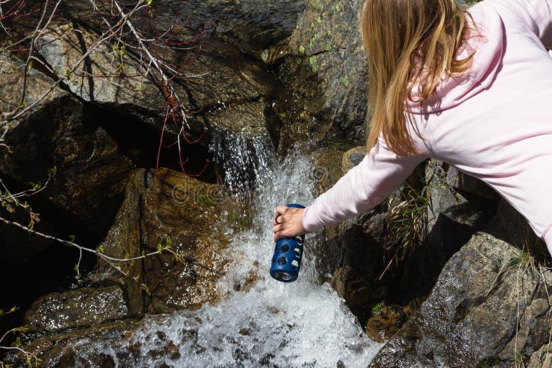 Drinkwater stock afbeelding