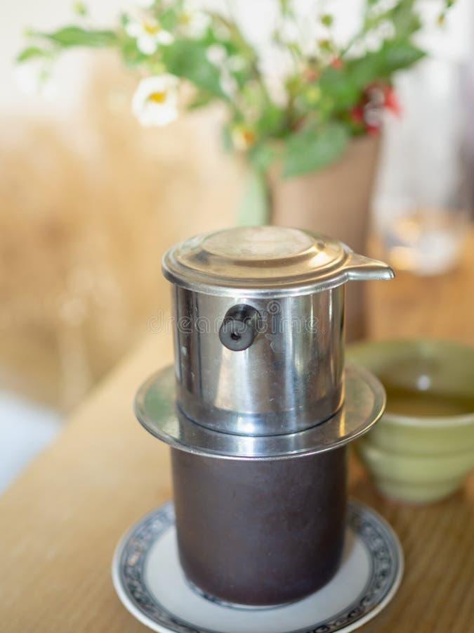 Drip Coffee stock image