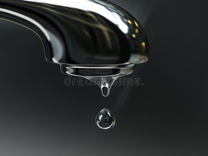 Download Dripping Stock Image - Image: 3458251