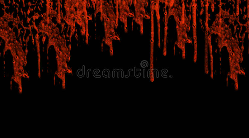 Download Dripping blod stock illustration. Image of background - 16215308