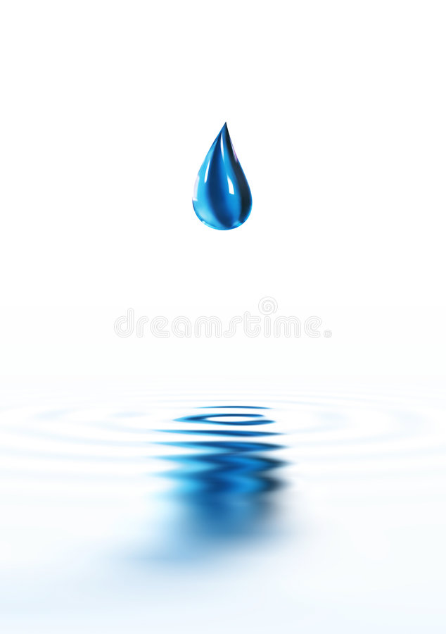 Free Dripping Drop Stock Images - 8260674
