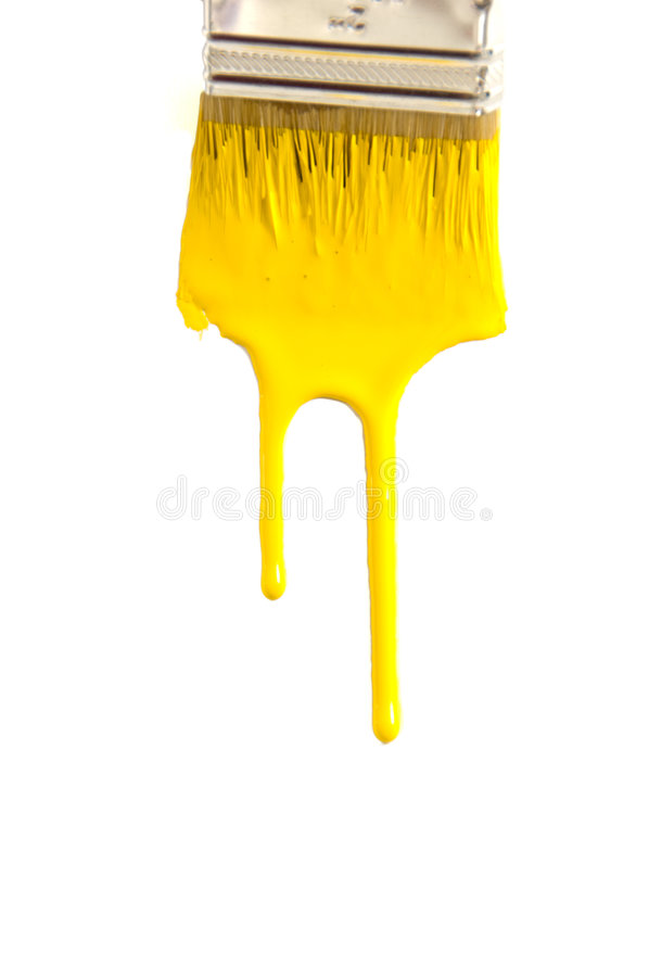 Dripping Paint royalty free stock images