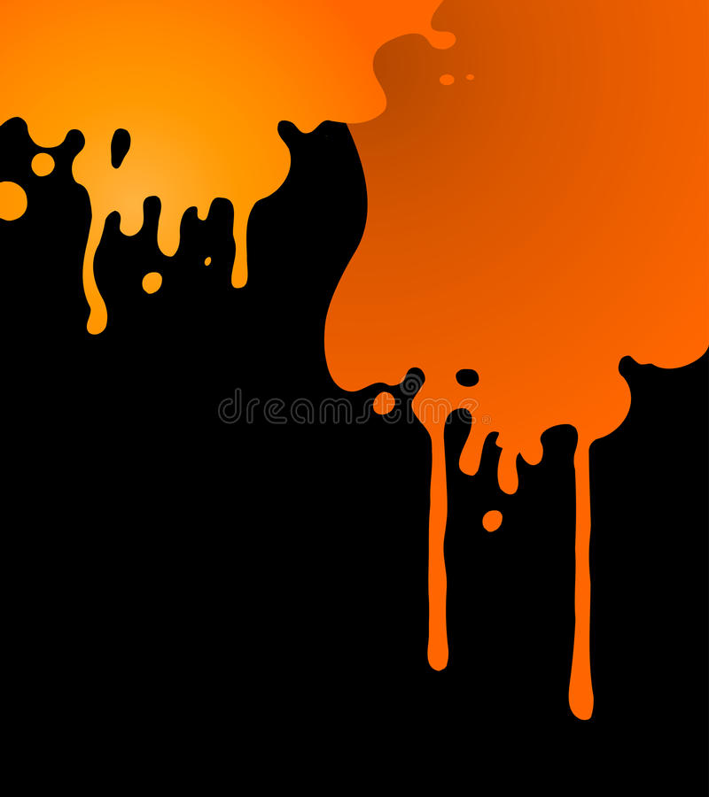 Download Drips stock vector. Illustration of ooze, black, improvement - 17374031