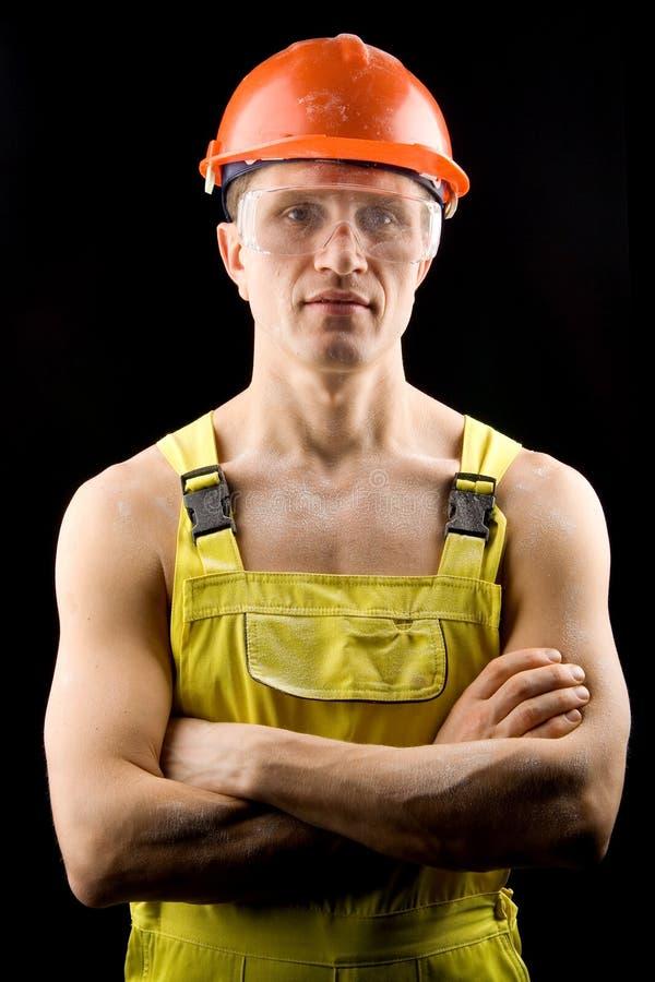 Drity Arbeitskraft stockbilder