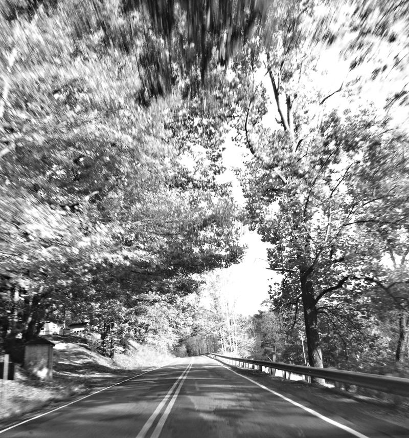 Drive της Κυριακής στοκ εικόνα με δικαίωμα ελεύθερης χρήσης