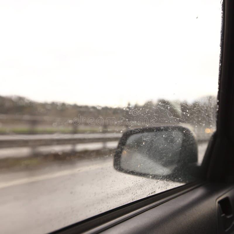 Drive on rain