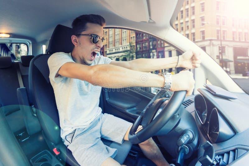 Driver arrabbiato