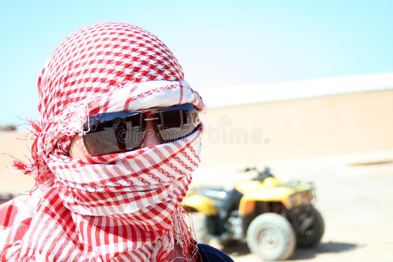 Download Driver of ATV stock image. Image of bangs, reflection - 4449283