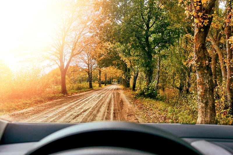 2,901 Car Driving Fall Road Photos - Free & Royalty-Free Stock Photos from  Dreamstime