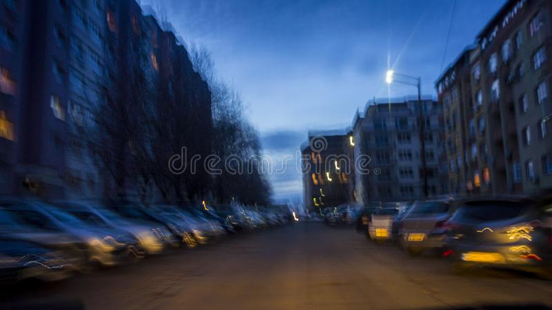 Driving a car after using alcohol and drugs. Driving a car after using alcohol or drugs can kill you royalty free stock photo