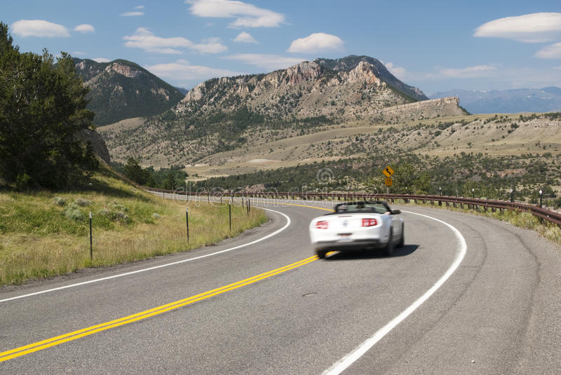 Download Driving The Chief Joseph Royalty Free Stock Image - Image: 12921526