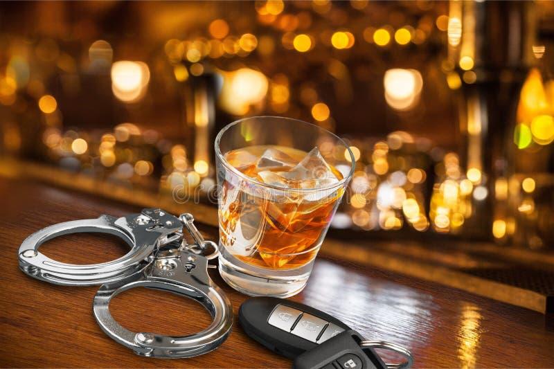 driving drunk στοκ φωτογραφίες