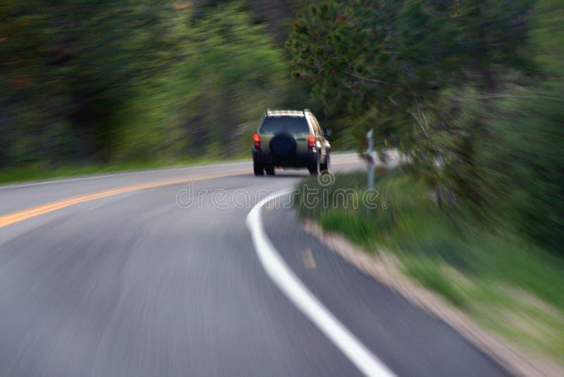 driving / motion blur / speed
