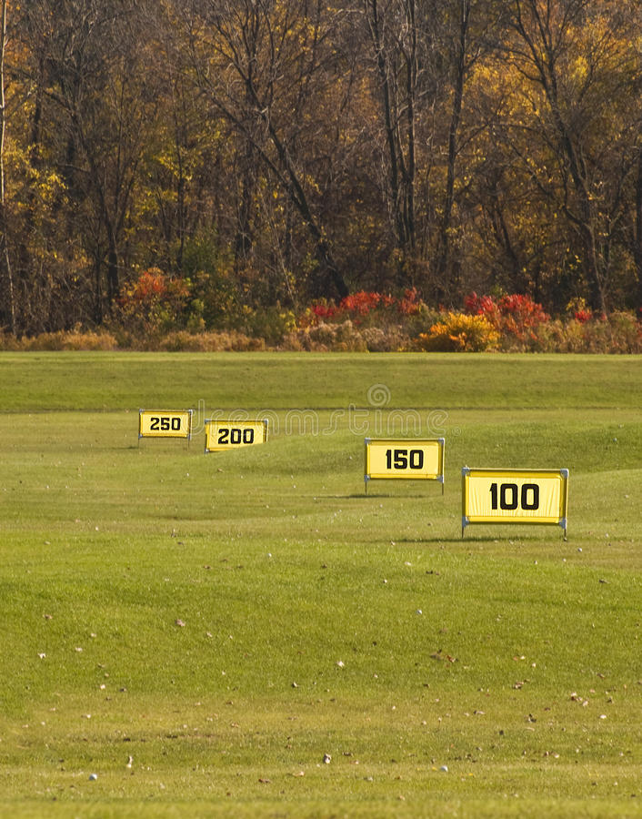 Download Driving range stock image. Image of noone, course, golf - 16825383