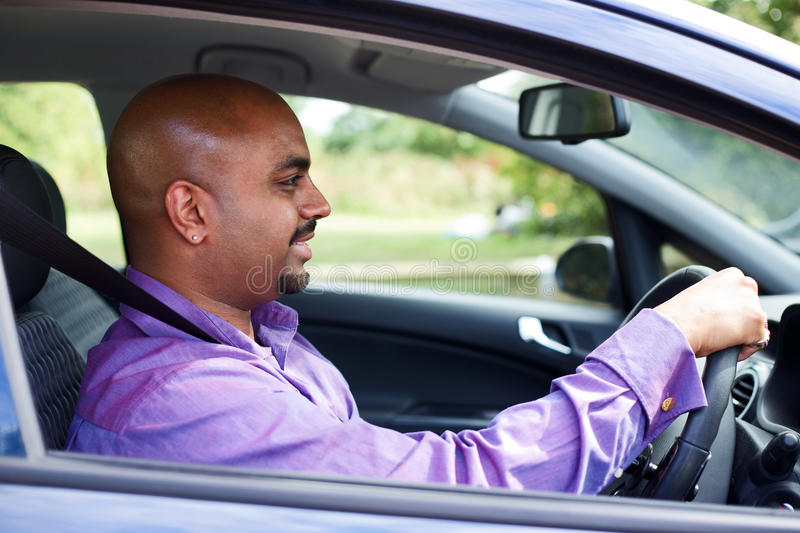 Driving royalty free stock image