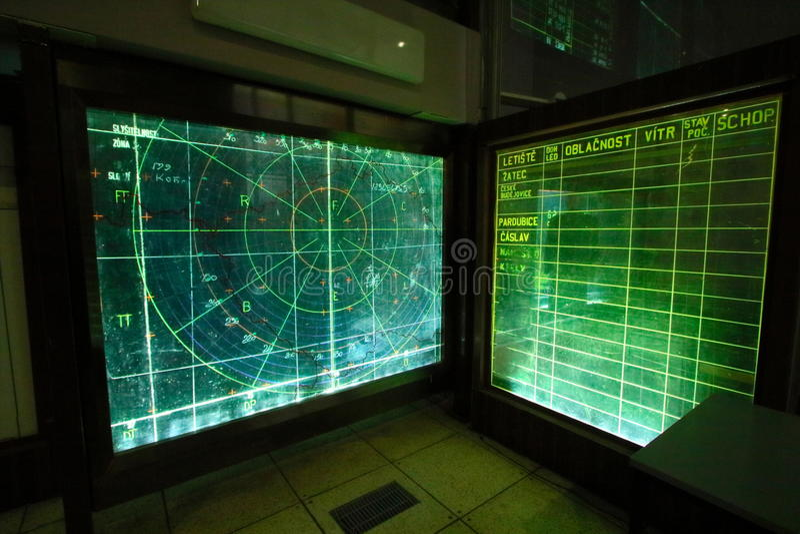 Drnov Bunker stock photo