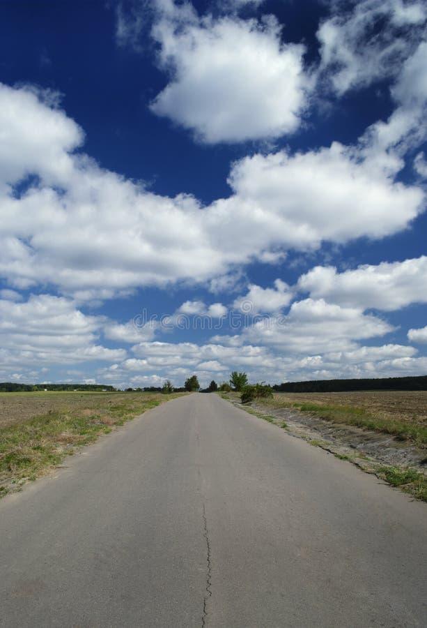 Download Droga zdjęcie stock. Obraz złożonej z horyzont, pusty - 28957166