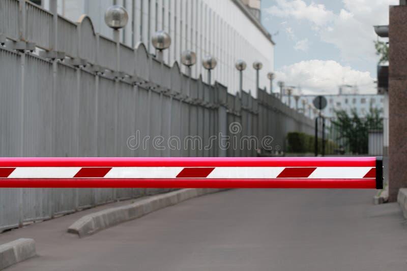 droga bariery zdjęcia stock