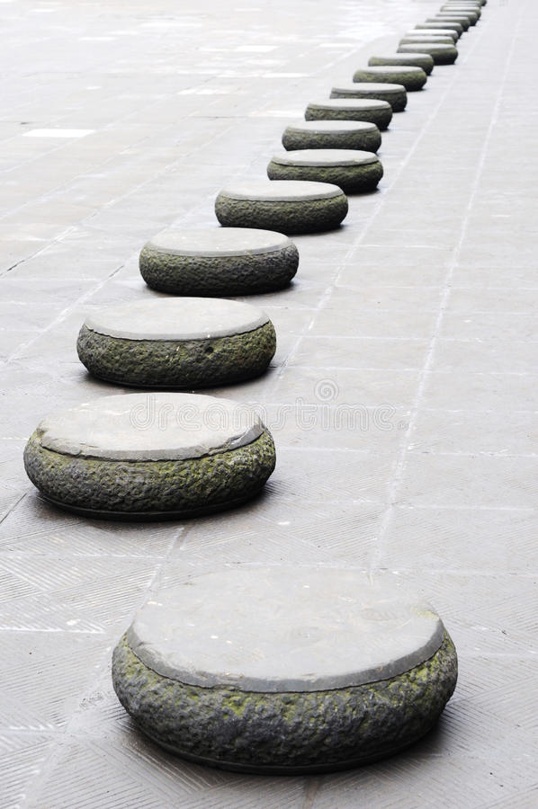 droga kamień zdjęcia stock