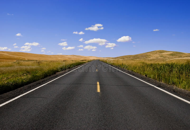 Download Droga prosto obraz stock. Obraz złożonej z droga, linie - 11514073