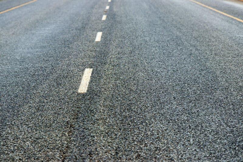 Droga przez Malmesbury fotografia stock