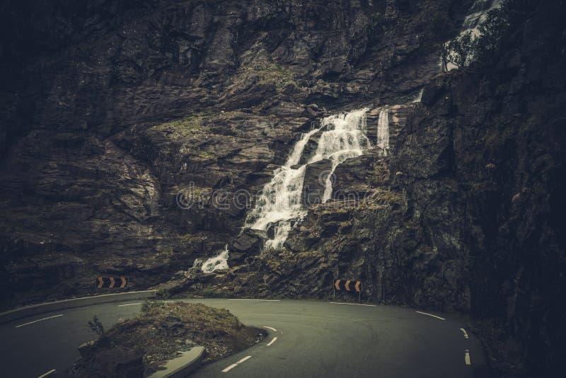 droga sceniczny zdjęcie royalty free