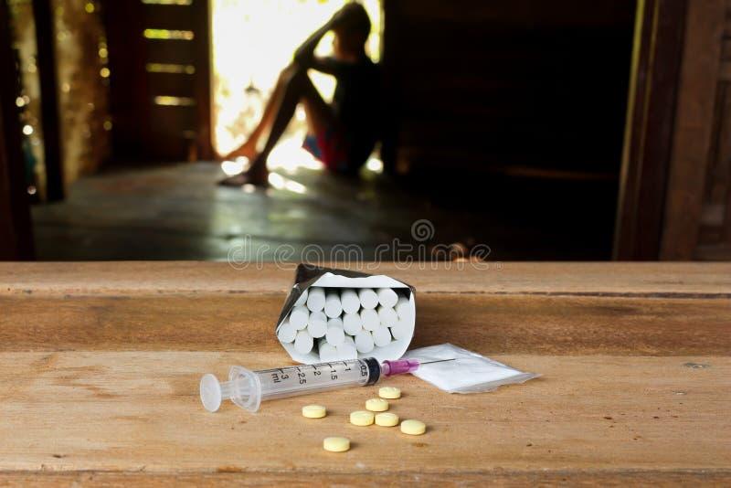 Droge, stockfotos