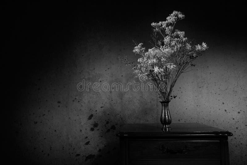 Droge bloemen stock fotografie